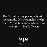confuse personality frank ocean quotes