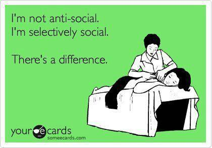 anti selectively social difference