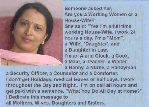 ordinary housewives india women respect home house maker devi god saraswati laxmi lakshmi